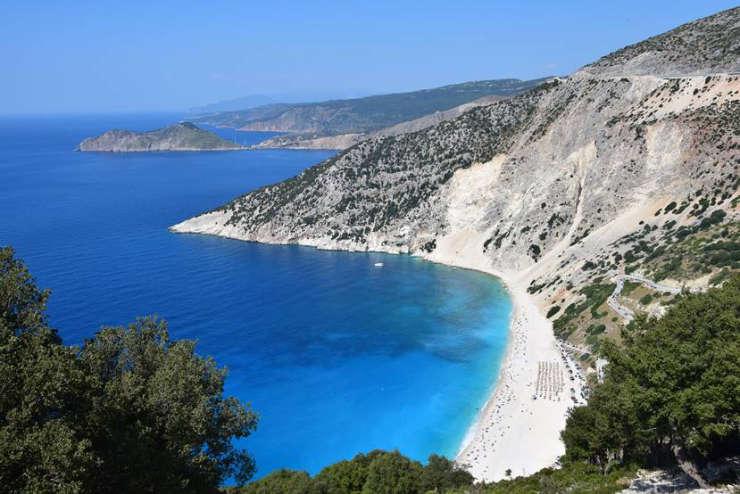 Le spiagge di Cefalonia (Laura Antoniolli)