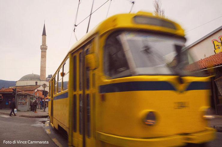 Next Stop Sarajevo