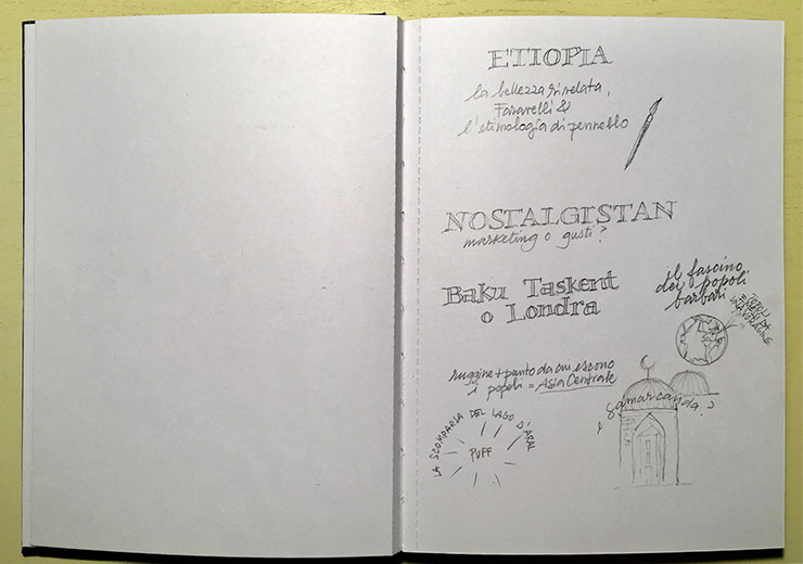Quaderno - Sara Pellicoro